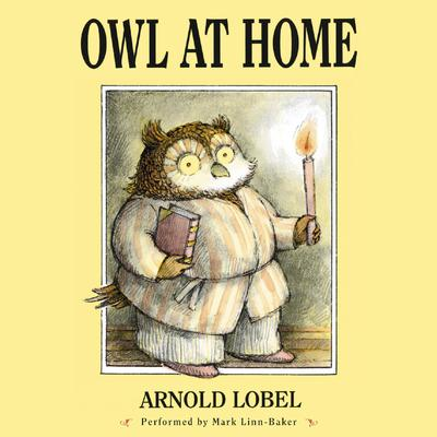 Owl at Home Audiobook, by Arnold Lobel