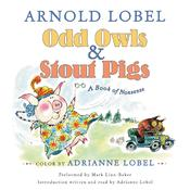 Odd Owls & Stout Pigs: A Book of Nonsense, by Arnold Lobel