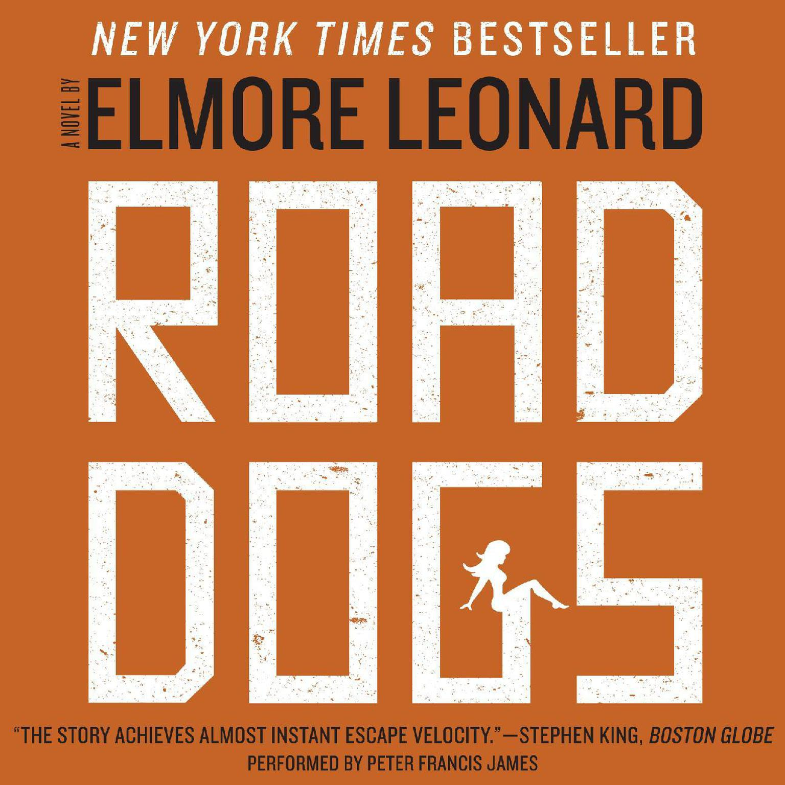 Printable Road Dogs: A Novel Audiobook Cover Art