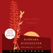 The Bean Trees Audiobook, by Barbara Kingsolver