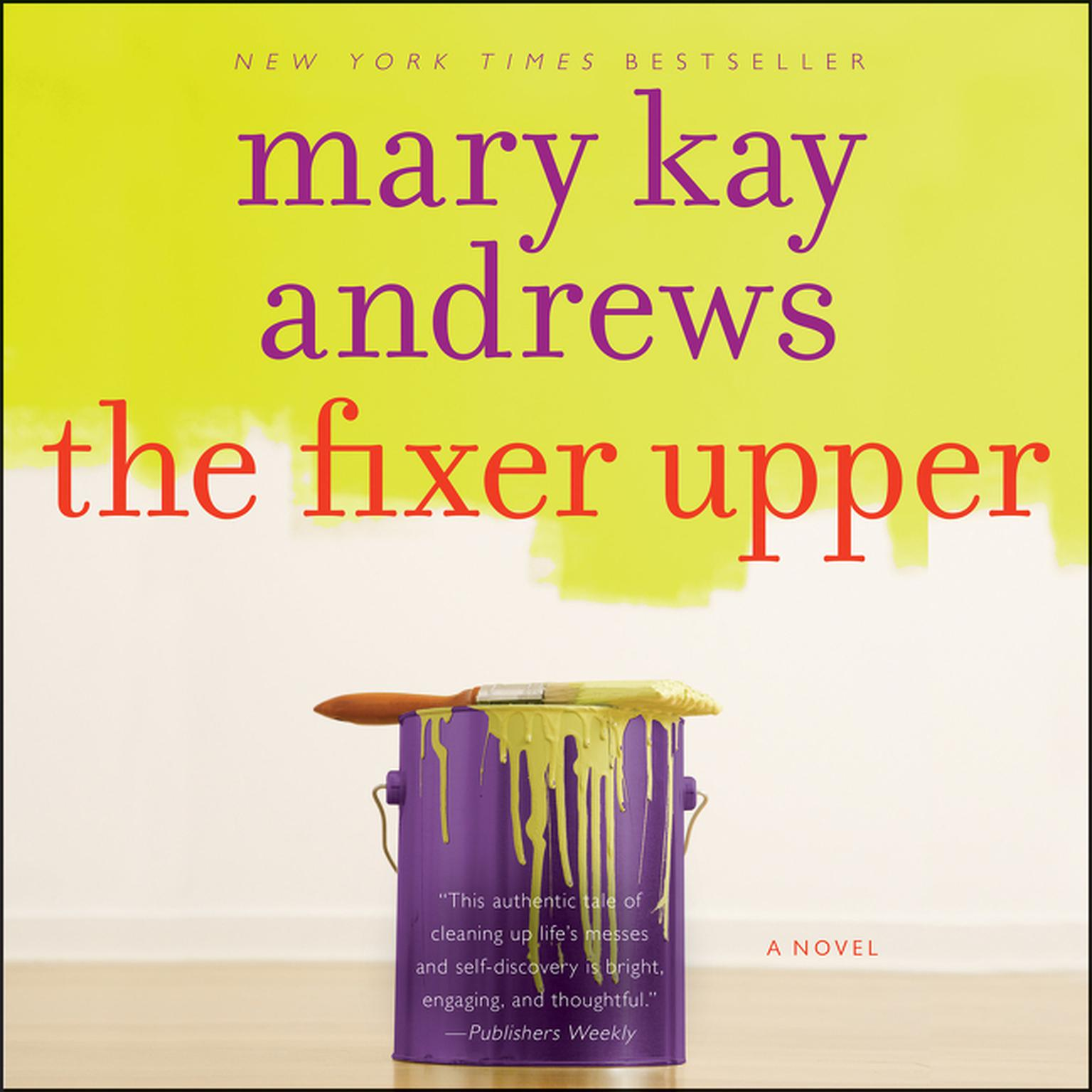 Printable The Fixer Upper: A Novel Audiobook Cover Art