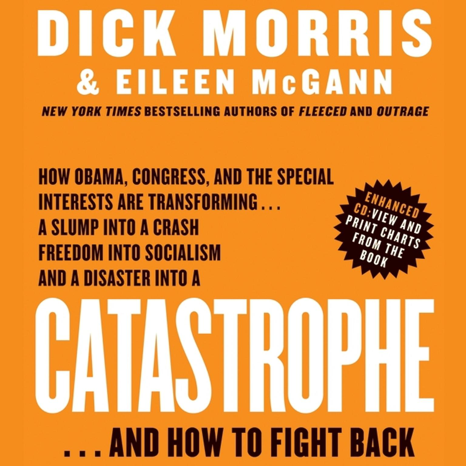 Printable Catastrophe Audiobook Cover Art