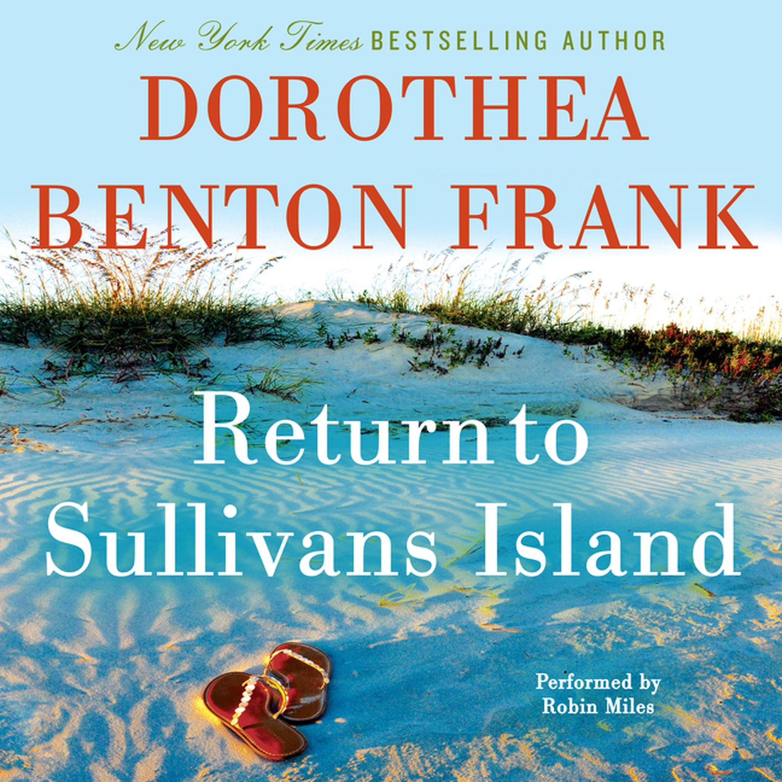 Printable Return to Sullivans Island Audiobook Cover Art