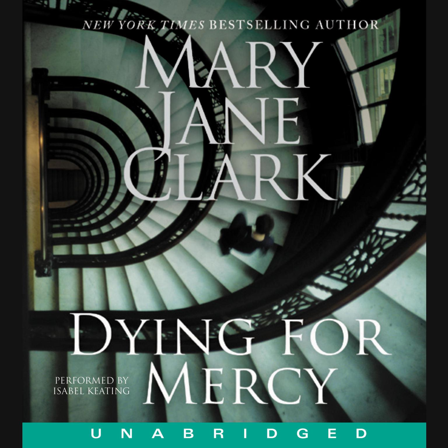 Printable Dying for Mercy Audiobook Cover Art