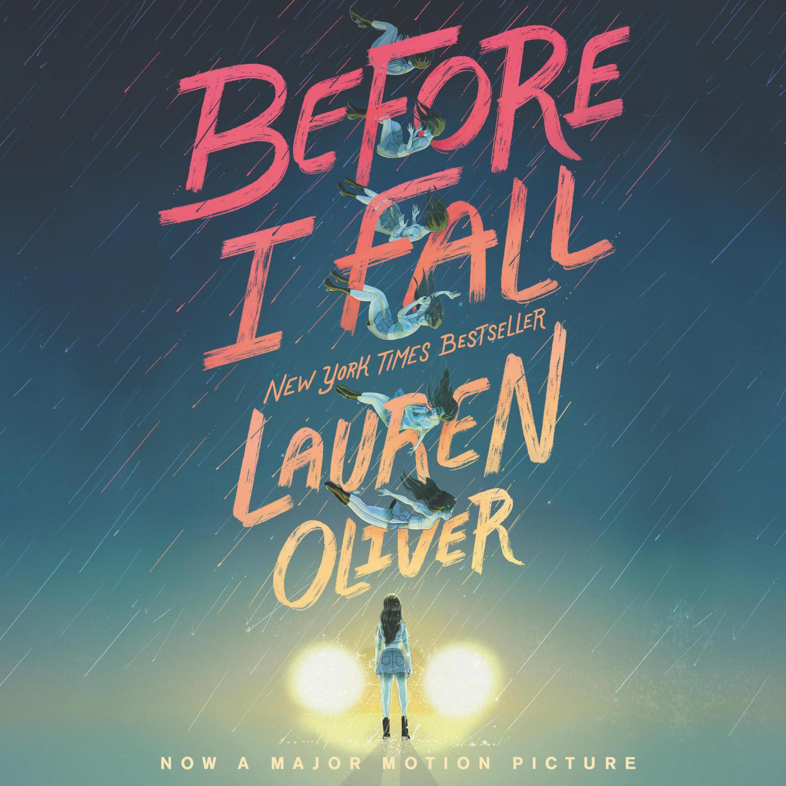 Printable Before I Fall Audiobook Cover Art