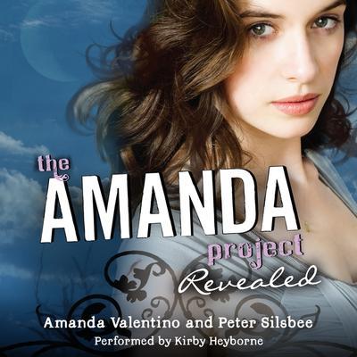 The Amanda Project: Book 2: Revealed Audiobook, by Amanda Valentino