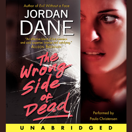 Printable The Wrong Side of Dead Audiobook Cover Art