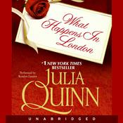 What Happens in London, by Julia Quinn