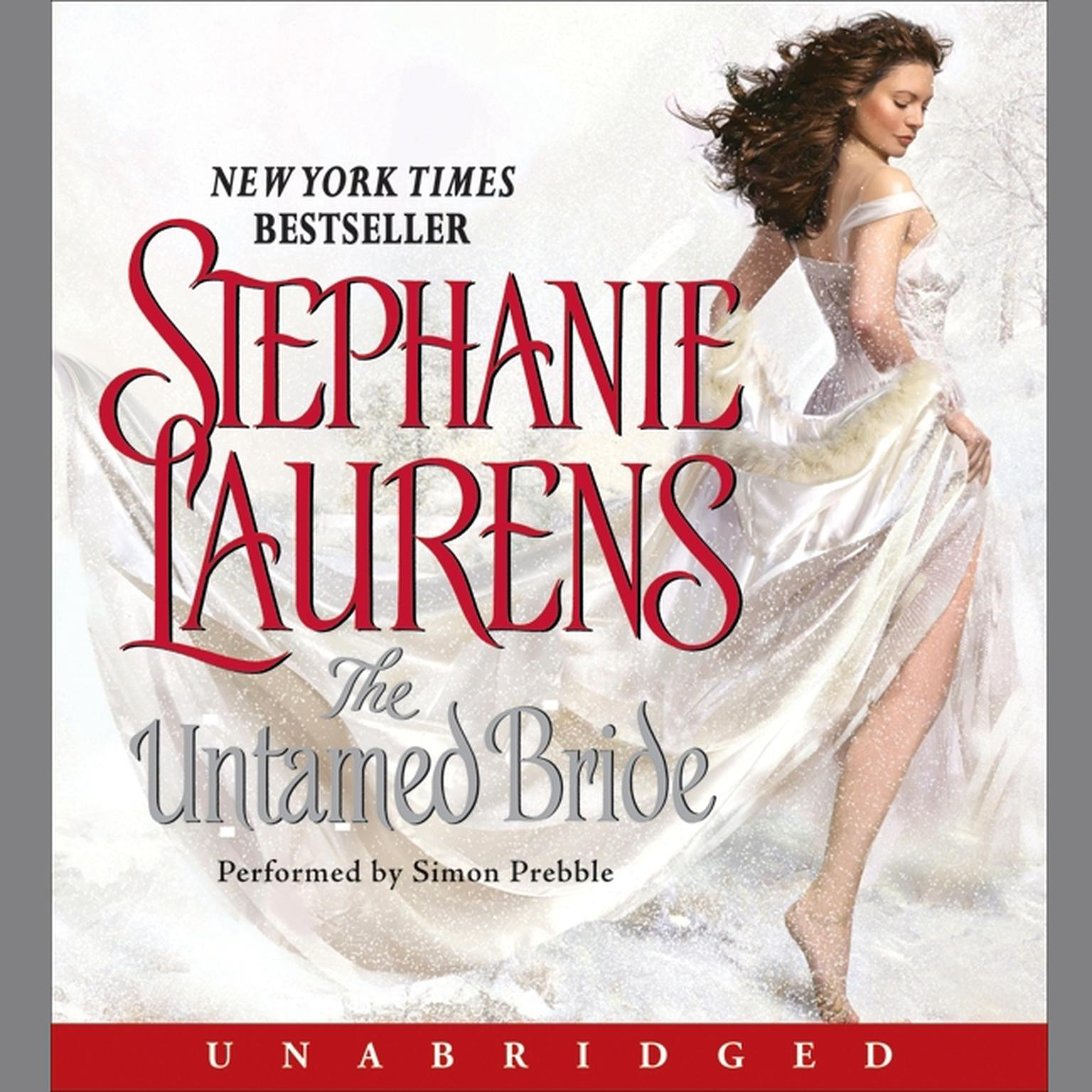 Printable The Untamed Bride Audiobook Cover Art