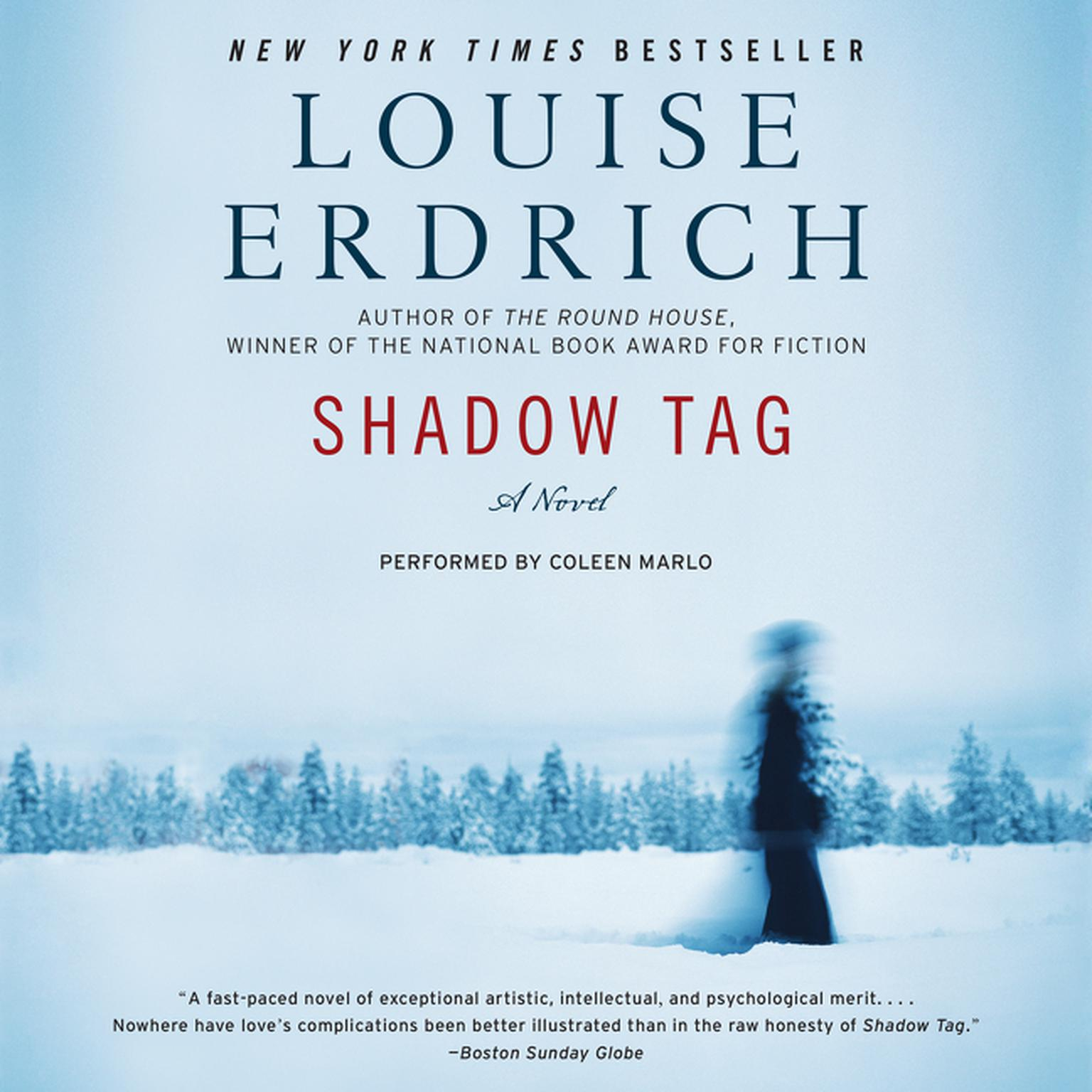 Printable Shadow Tag: A Novel Audiobook Cover Art