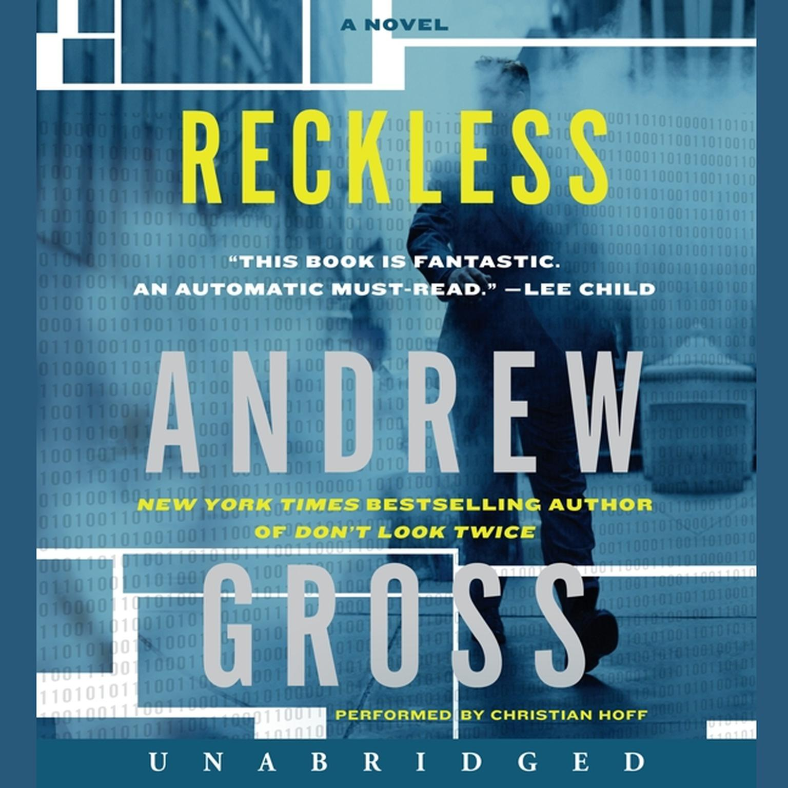 Printable Reckless: A Novel Audiobook Cover Art