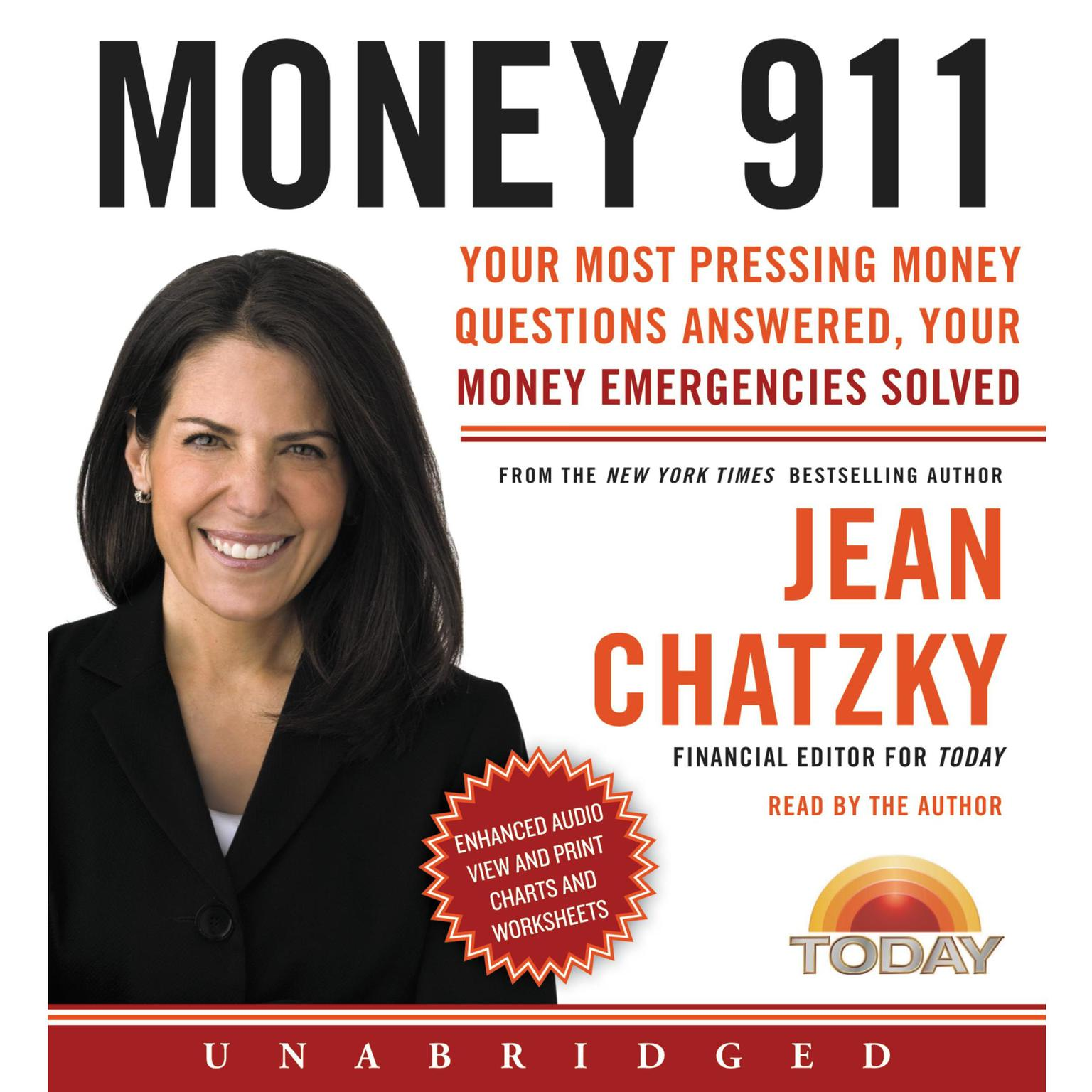 Printable Money 911: Your Most Pressing Money Questions Answered, Your Money Emergencies Solved Audiobook Cover Art
