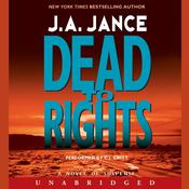 Dead to Rights, by J. A. Jance