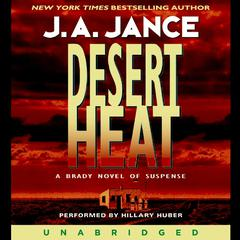 Desert Heat Audiobook, by J. A. Jance