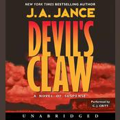 Devils Claw, by J. A. Jance