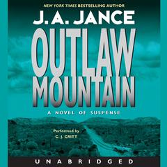 Outlaw Mountain Audiobook, by J. A. Jance