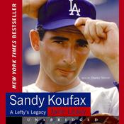 Sandy Koufax Audiobook, by Jane Leavy