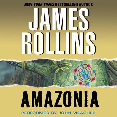 Amazonia Audiobook, by