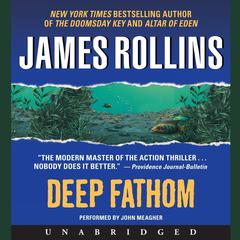 Deep Fathom Audiobook, by James Rollins