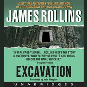 Excavation Audiobook, by James Rollins