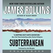 Subterranean Audiobook, by James Rollins