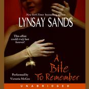 A Bite to Remember, by Lynsay Sands