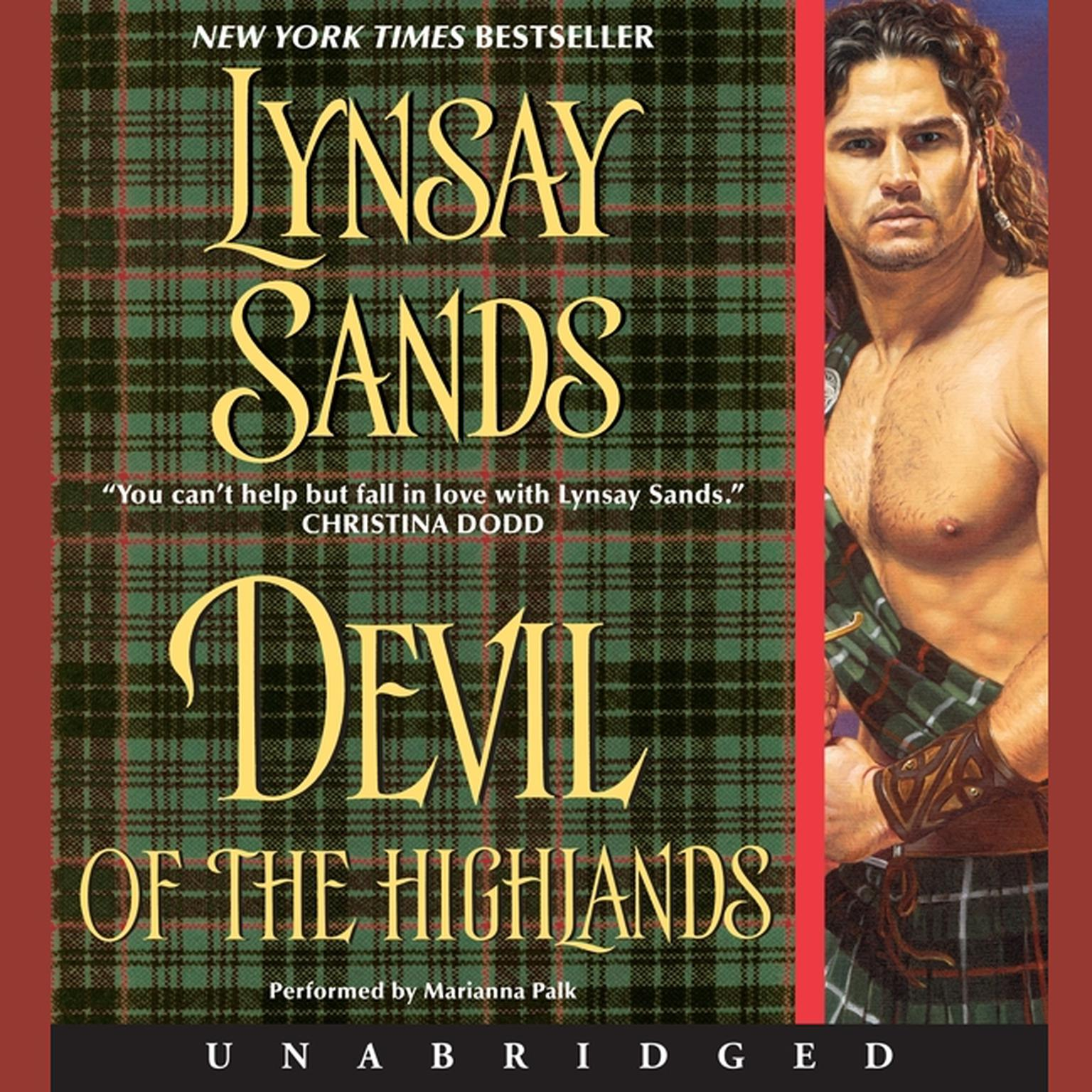 Printable Devil of the Highlands Audiobook Cover Art