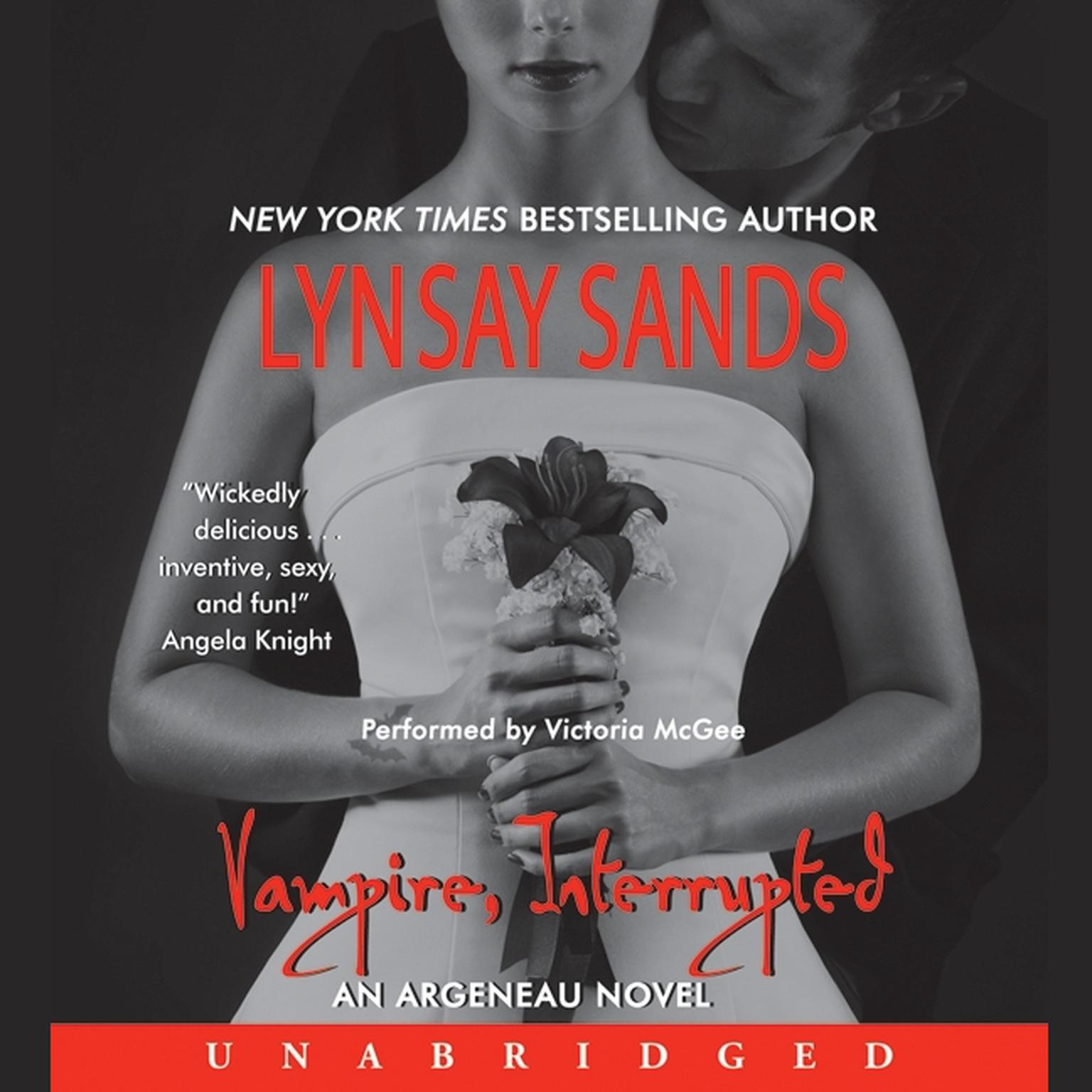 Printable Vampire, Interrupted: An Argeneau Novel Audiobook Cover Art