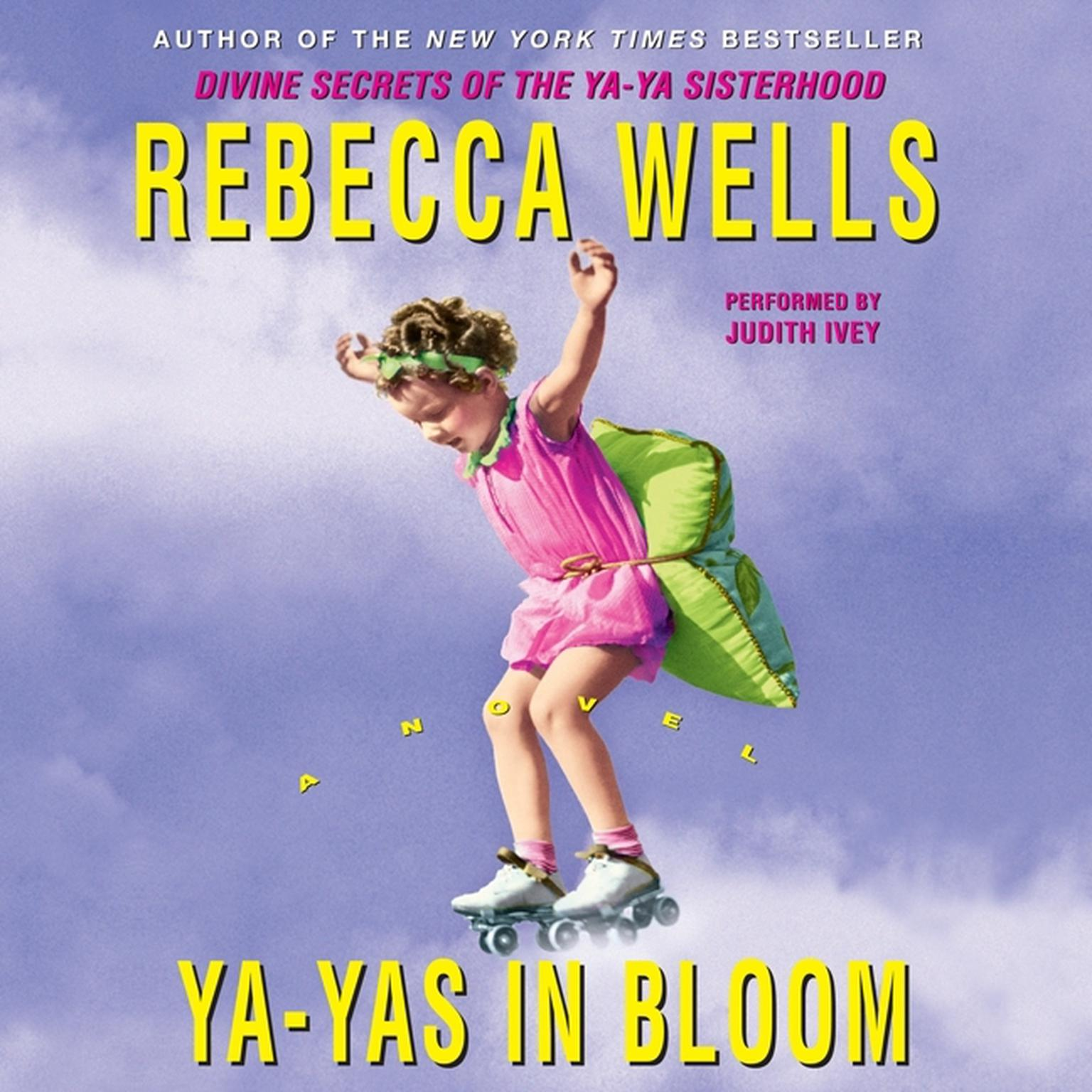 Printable Ya-Yas in Bloom Audiobook Cover Art