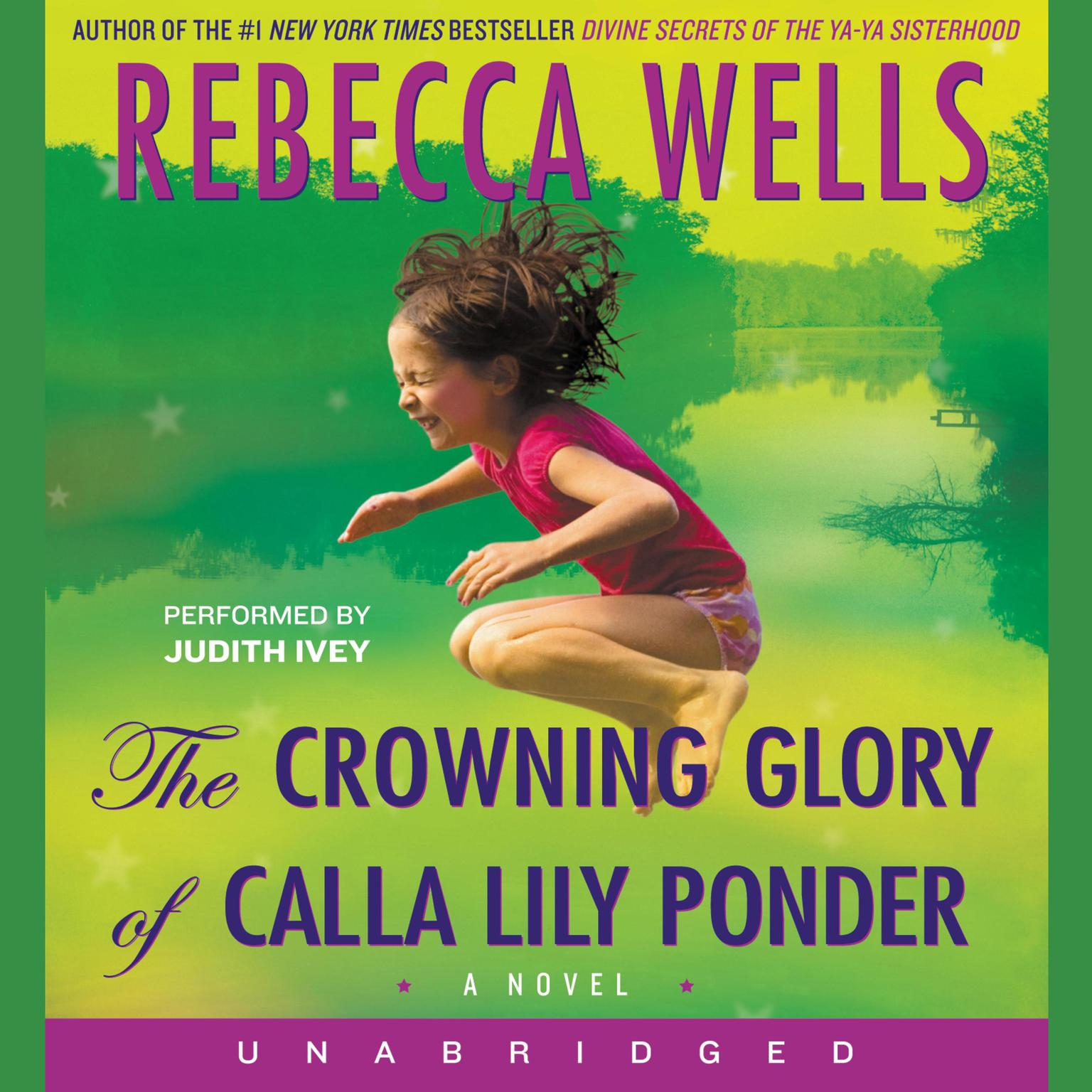Printable The Crowning Glory of Calla Lily Ponder Audiobook Cover Art