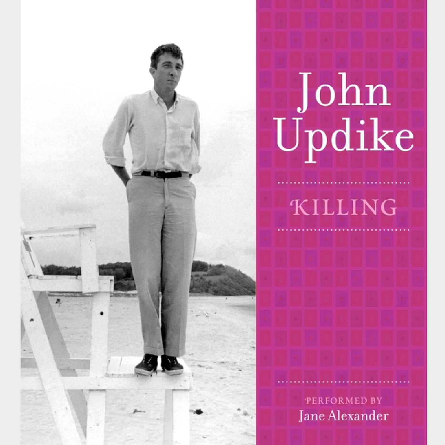 Printable Killing: A Selection from the John Updike Audio Collection Audiobook Cover Art