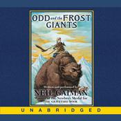 Odd and the Frost Giants Audiobook, by Neil Gaiman