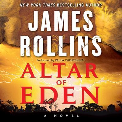 Altar of Eden: A Novel Audiobook, by James Rollins