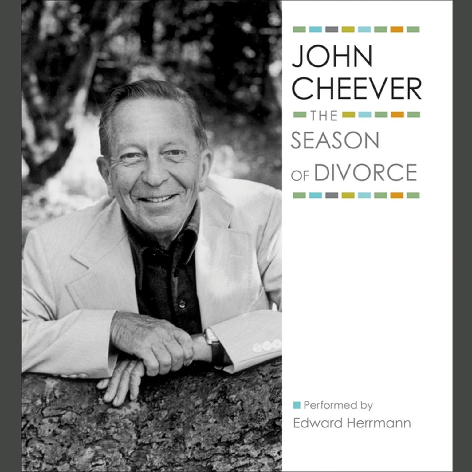 Printable The Season of Divorce Audiobook Cover Art