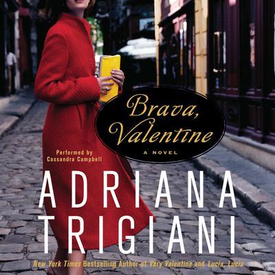 Brava, Valentine: A Novel Audiobook, by Adriana Trigiani