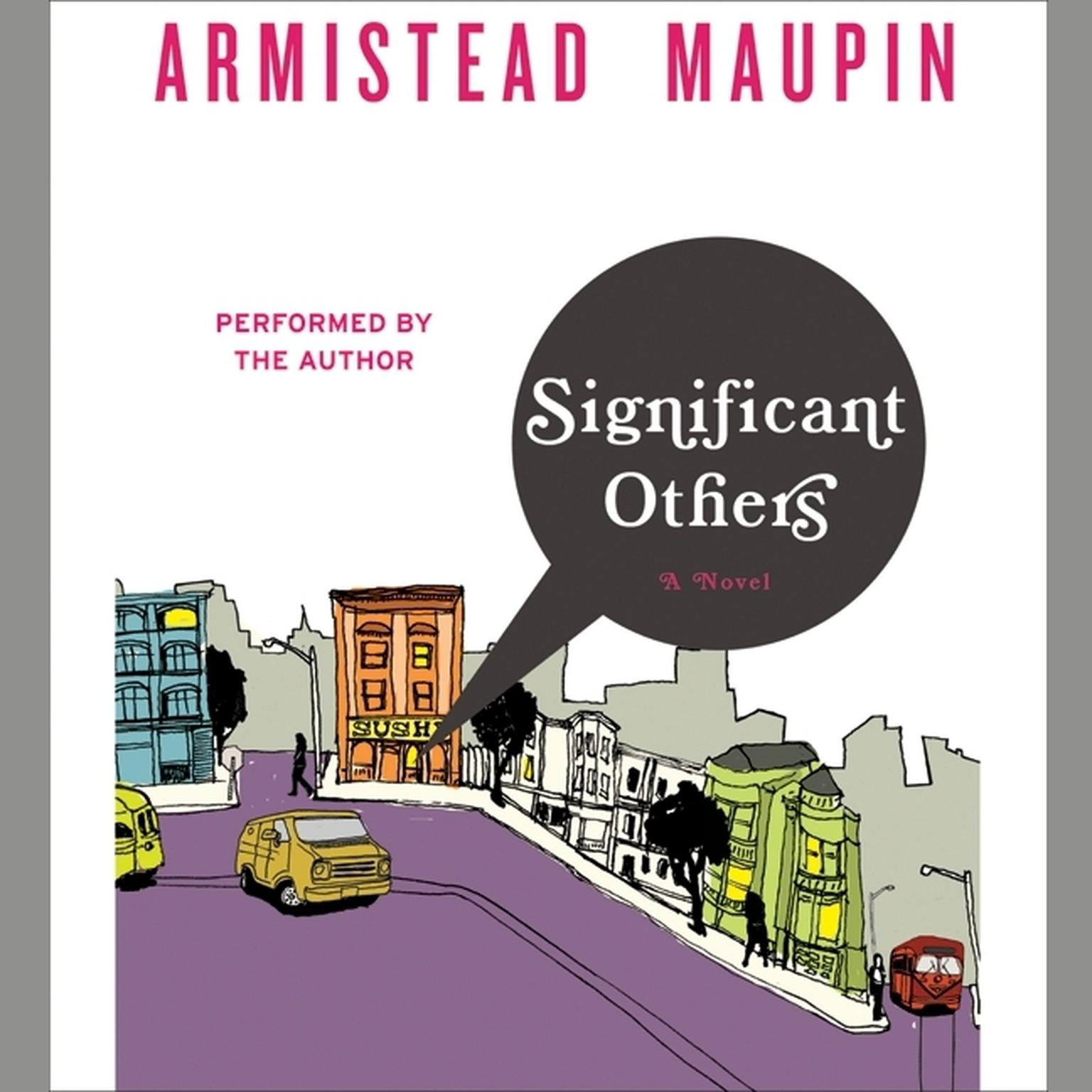Printable Significant Others Audiobook Cover Art