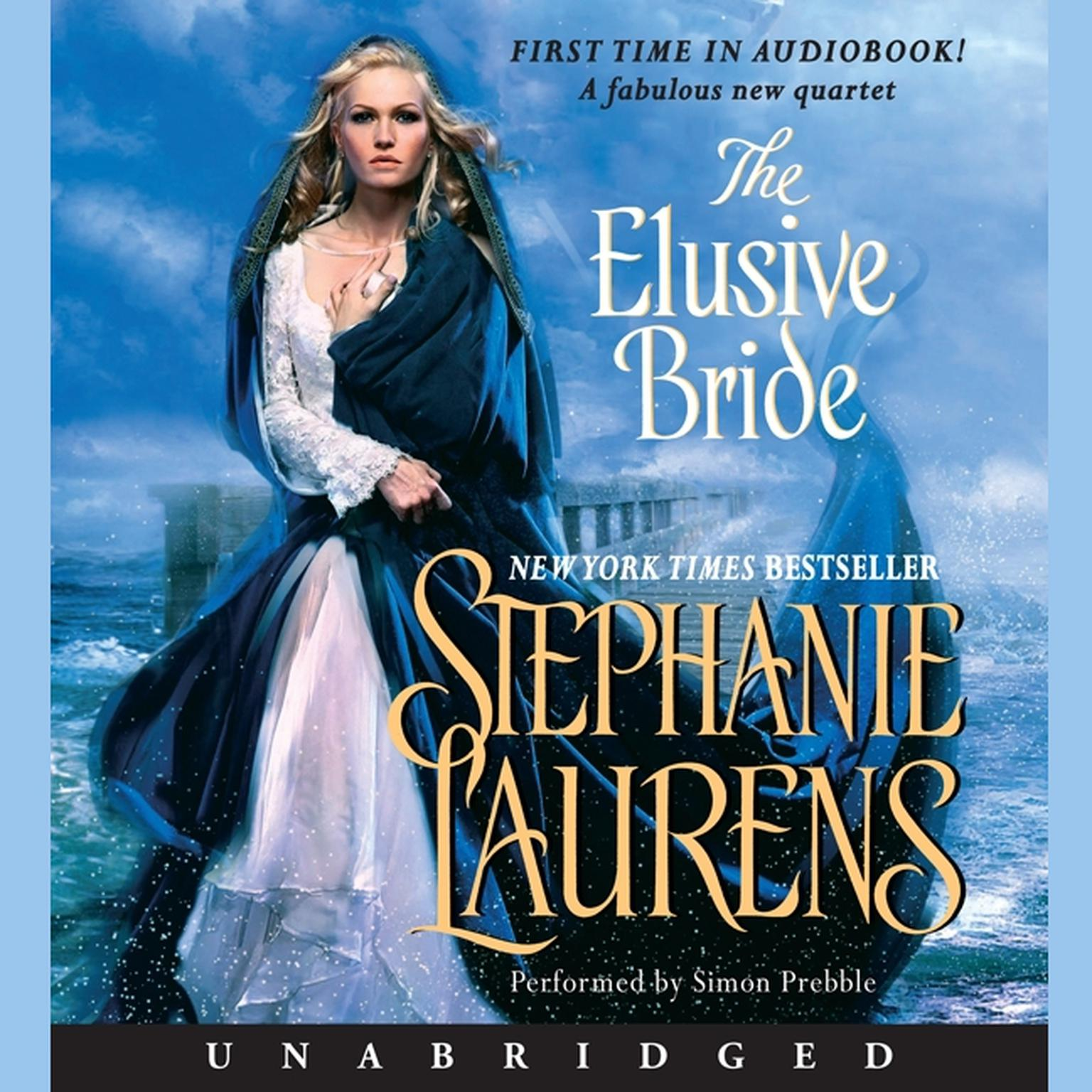 Printable The Elusive Bride Audiobook Cover Art