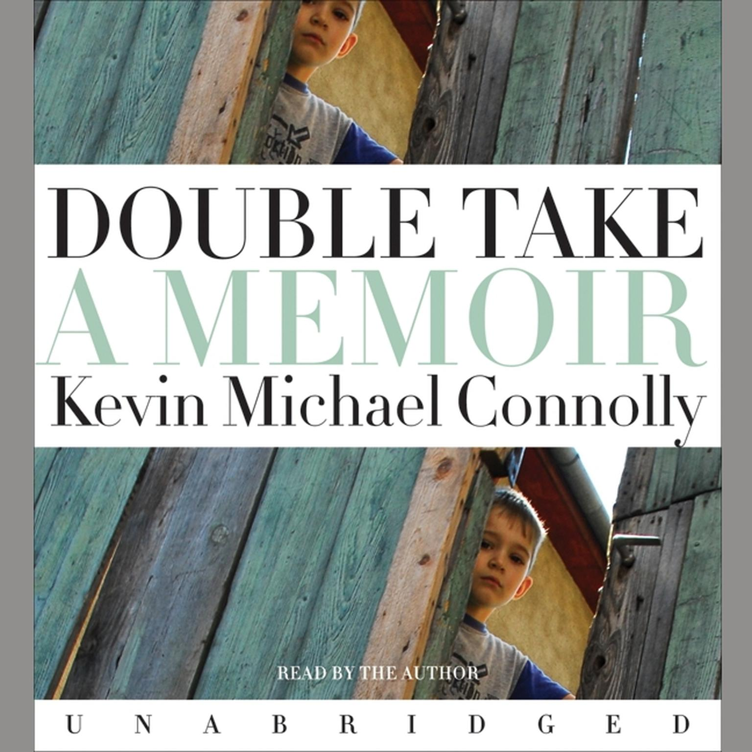 Printable Double Take: A Memoir Audiobook Cover Art