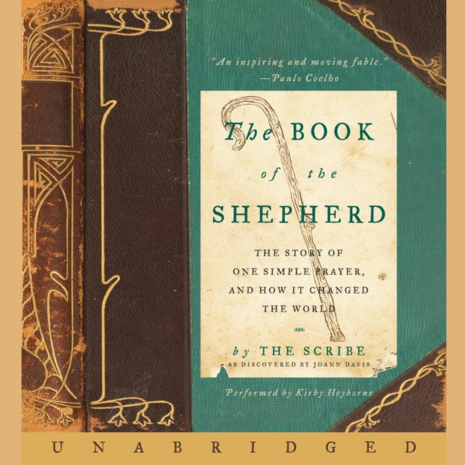Printable The Book of the Shepherd Audiobook Cover Art