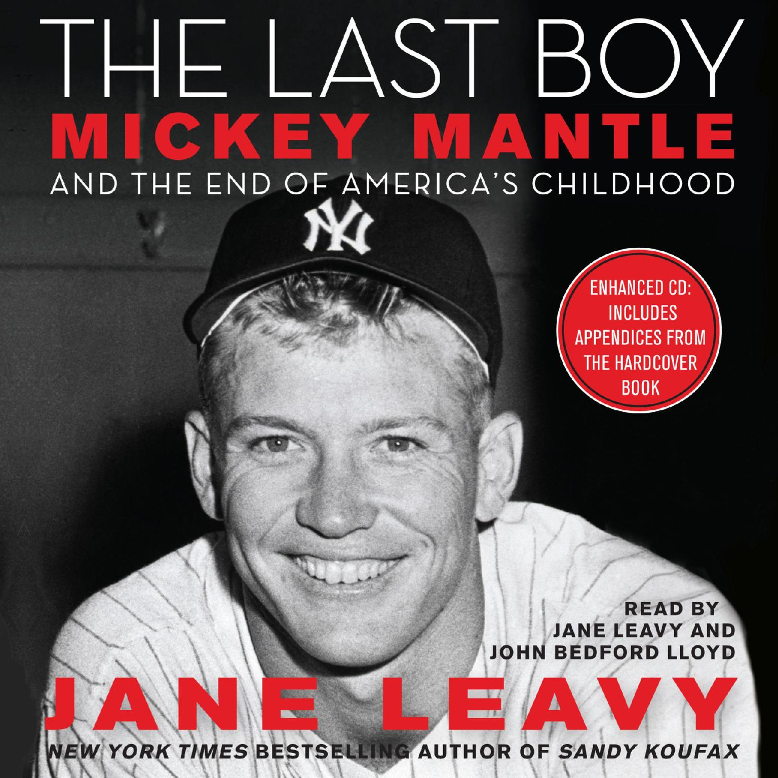 Printable The Last Boy: Mickey Mantle and the End of America's Childhood Audiobook Cover Art