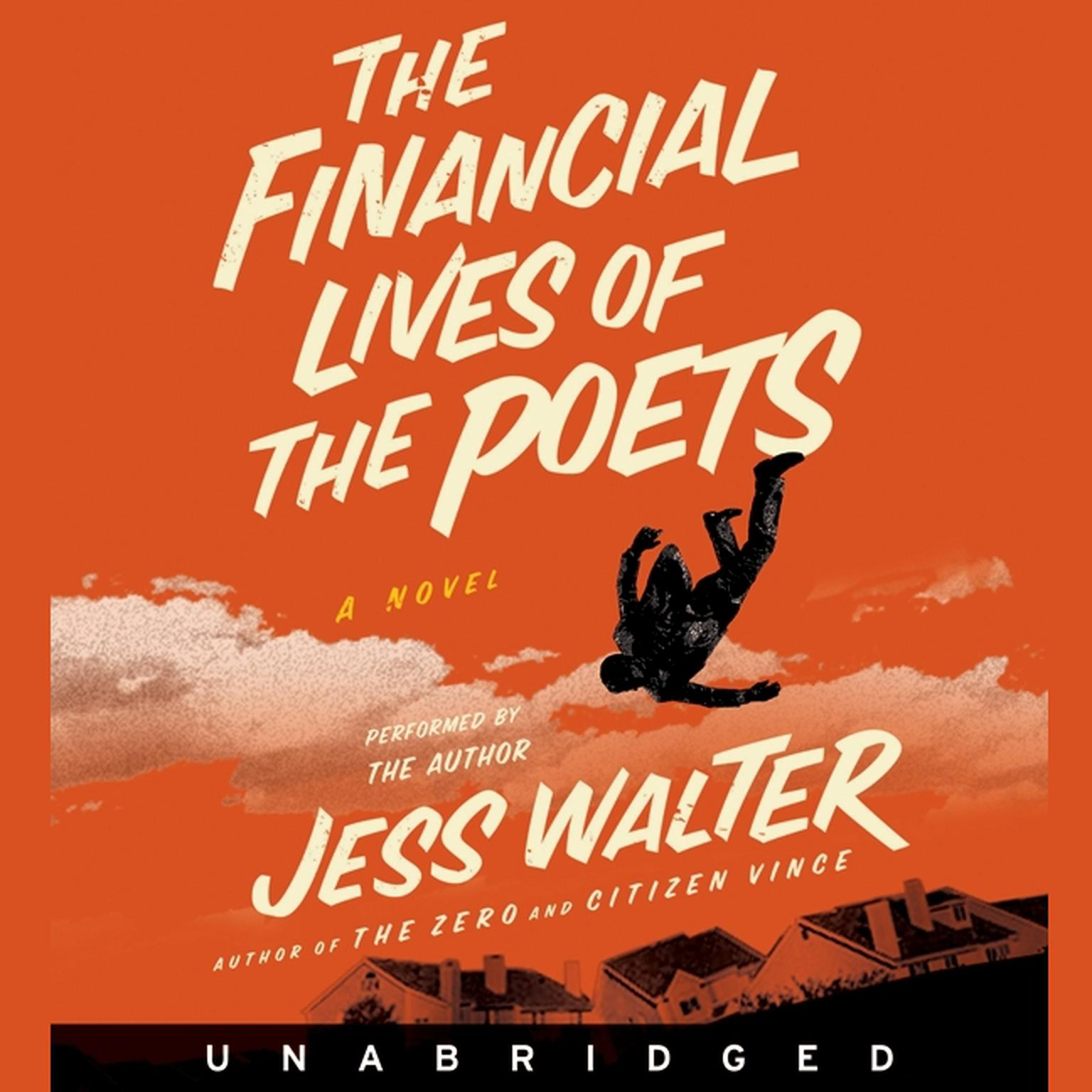Printable The Financial Lives of the Poets Audiobook Cover Art