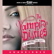 The Vampire Diaries: The Fury, by L. J. Smith