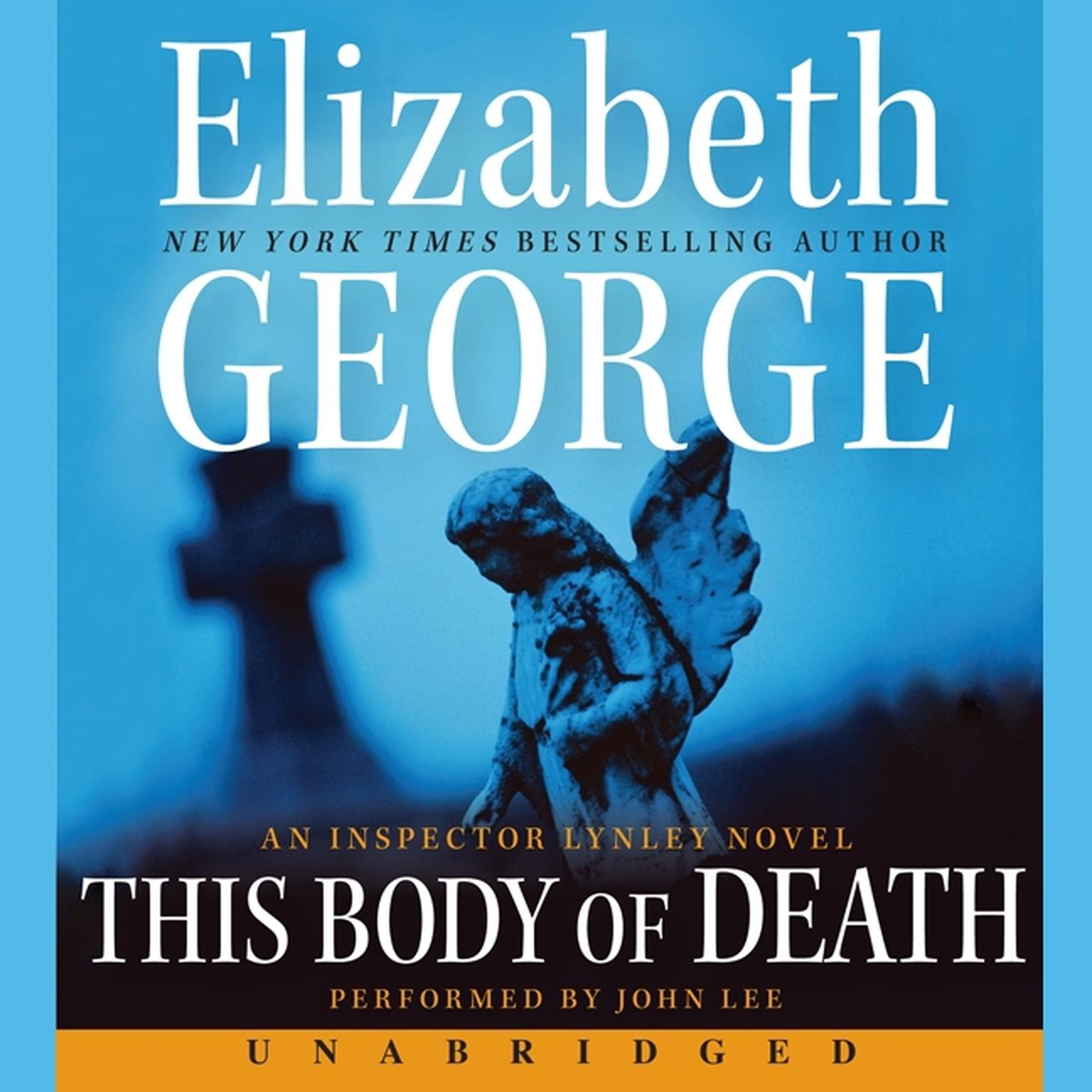Printable This Body of Death: An Inspector Lynley Novel Audiobook Cover Art