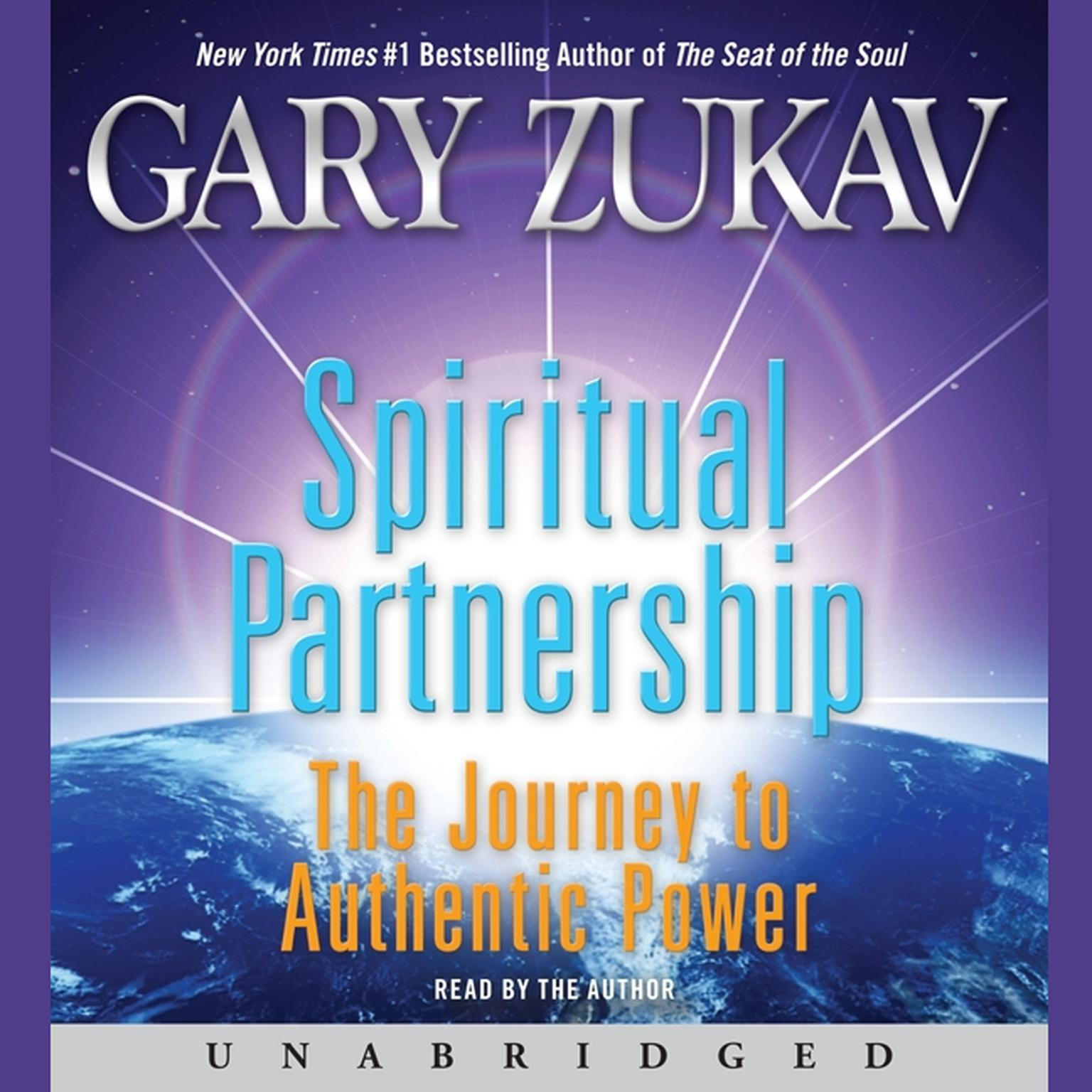 Printable Spiritual Partnership: The Journey to Authentic Power Audiobook Cover Art