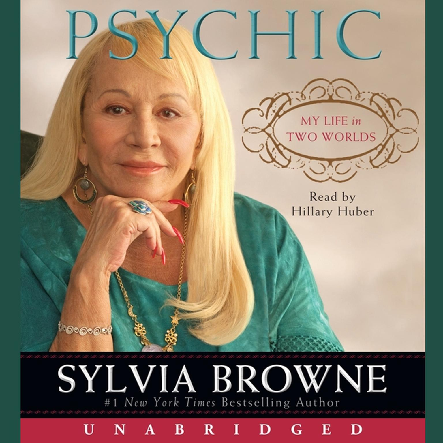 Printable Psychic: My Life in Two Worlds Audiobook Cover Art