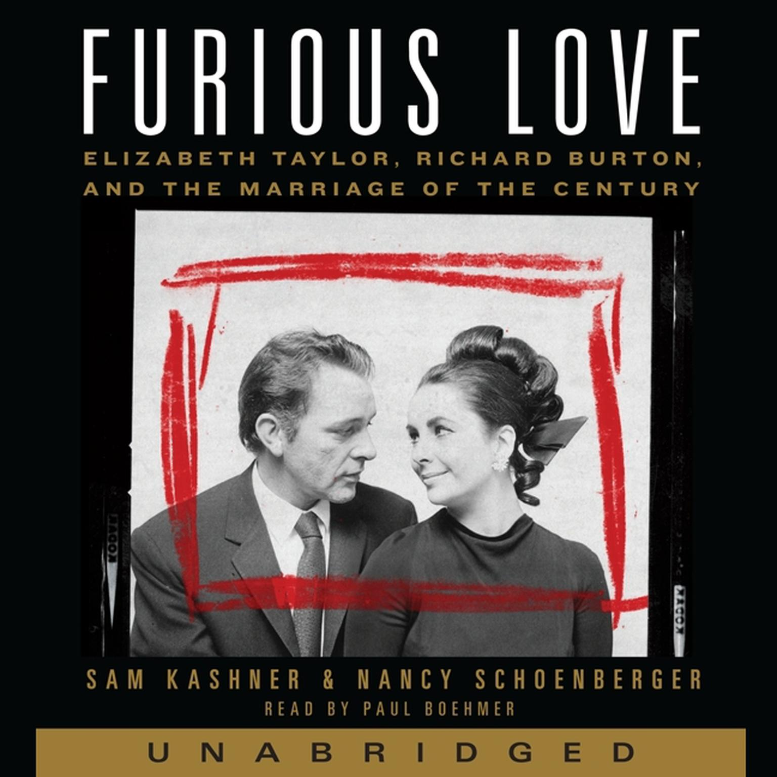 Printable Furious Love: Elizabeth Taylor, Richard Burton, and the Marriage of the Century Audiobook Cover Art