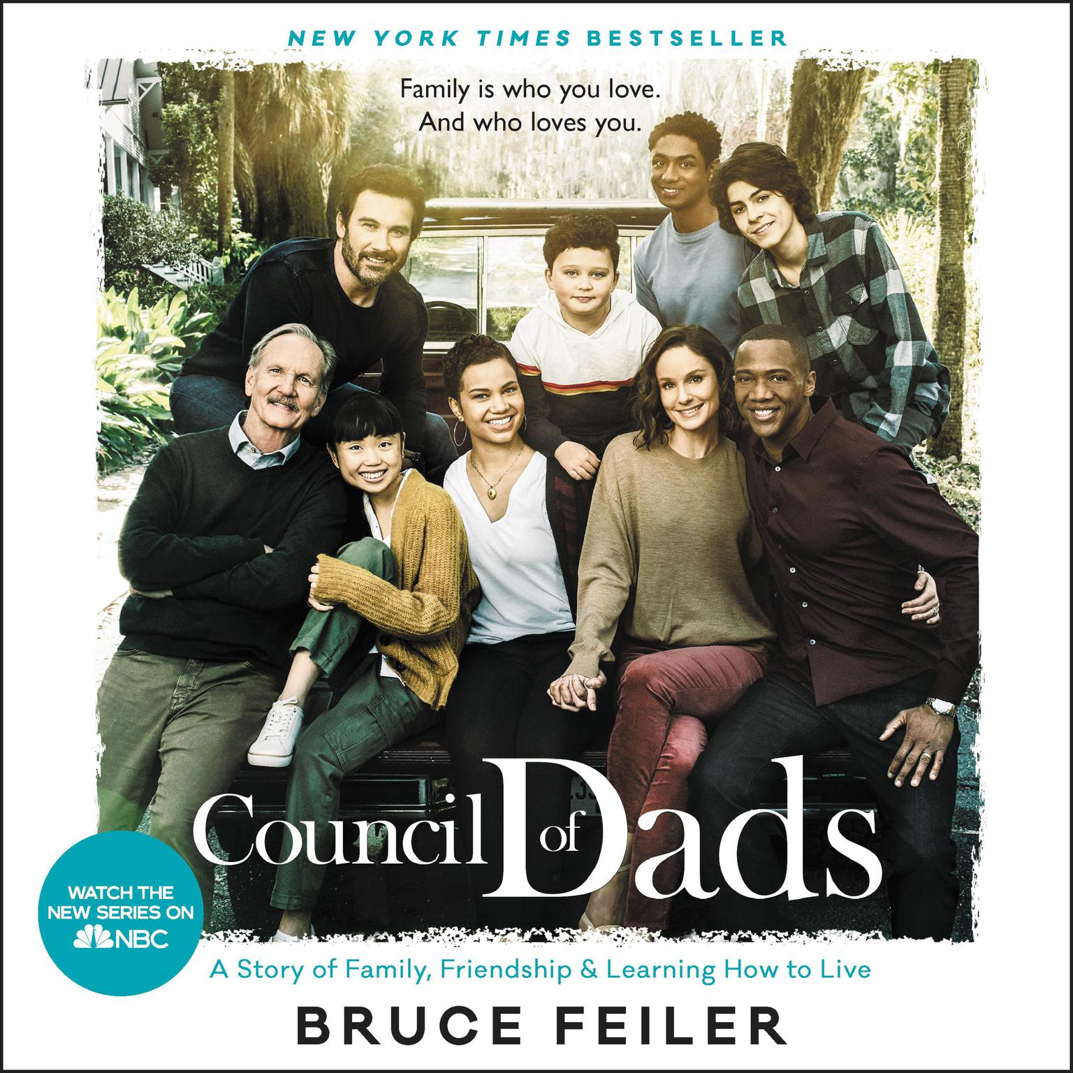 Printable The Council of Dads: My Daughters, My Illness, and the Men Who Could Be Me Audiobook Cover Art