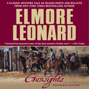 Gunsights Audiobook, by Elmore Leonard