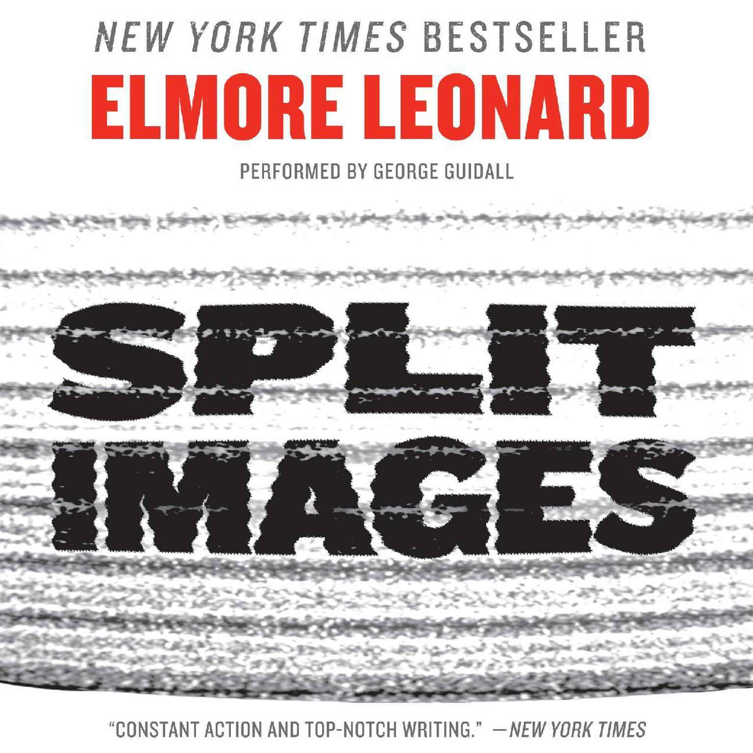 Printable Split Images Audiobook Cover Art