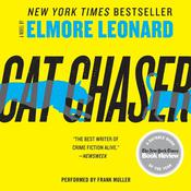 Cat Chaser Audiobook, by Elmore Leonard